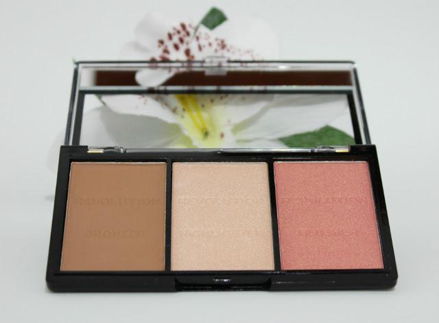 fapex Makeup Revolution Ultra Sculpt & Contour