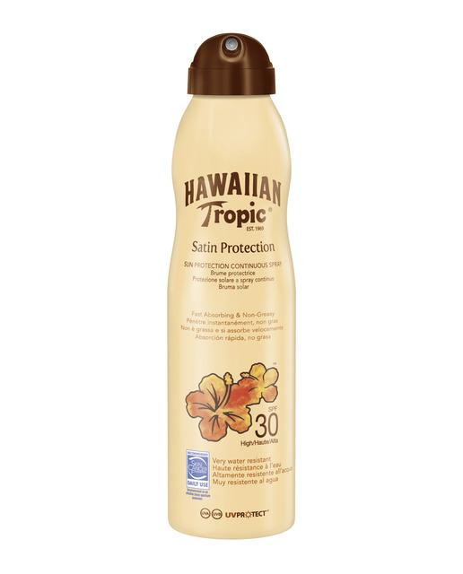 hawaian tropic 30